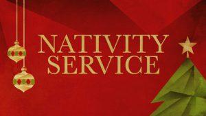The Nativity at Tron St Marys Parish Church